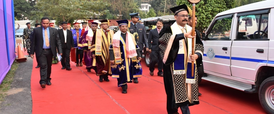 Academic Procession