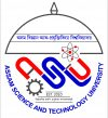 ASSAM SCIENCE AND TECHNOLOGY UNIVERSITY
