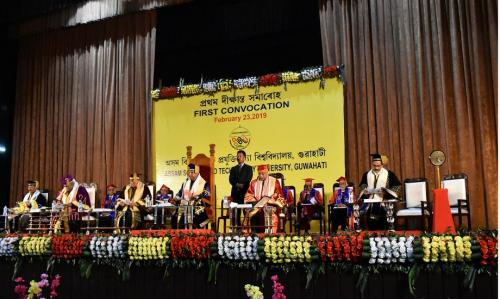 First Convocation
